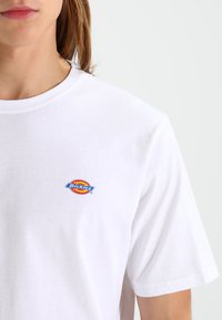 Dickies - STOCKDALE - T-Shirt print - white