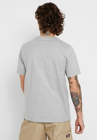Dickies - STOCKDALE - T-shirt print - grey melange - 2