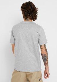 Dickies - STOCKDALE - T-shirt imprimé - grey melange - 2