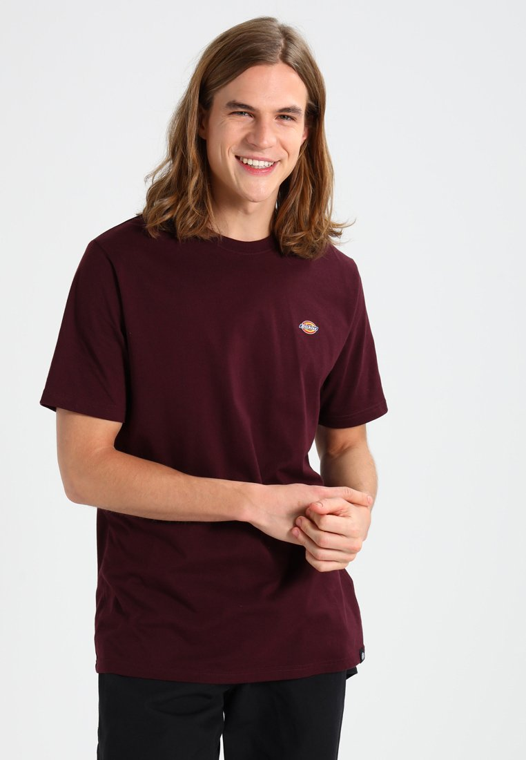 Dickies - STOCKDALE - T-shirt print - maroon
