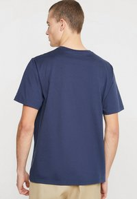 Dickies - STOCKDALE - T-shirt print - navy - 2