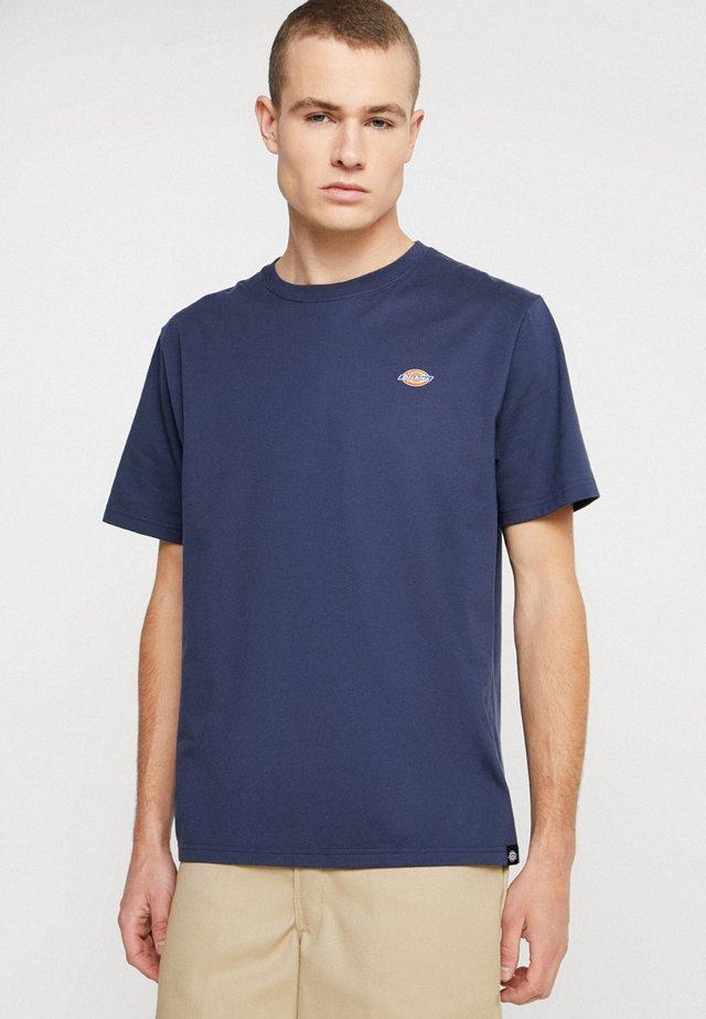 STOCKDALE - T-shirt print - navy