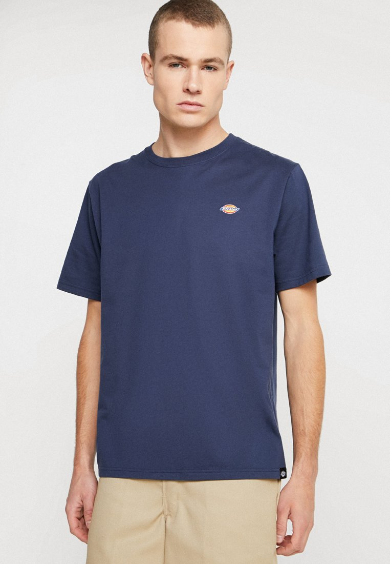 Dickies - STOCKDALE - T-shirt print - navy