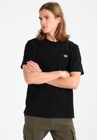 Dickies - STOCKDALE - T-shirt con stampa - black - 0