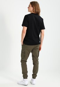 Dickies - STOCKDALE - T-shirt con stampa - black - 2