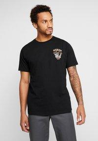 Dickies - ROCKHOUSE - T-shirt imprimé - black - 2