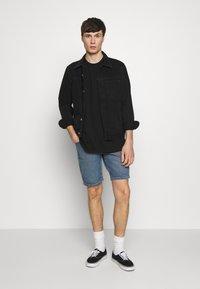 Dickies - STATHAM - T-shirts print - black - 1