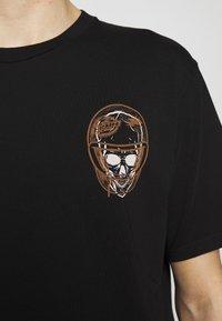 Dickies - STATHAM - T-shirts print - black - 4