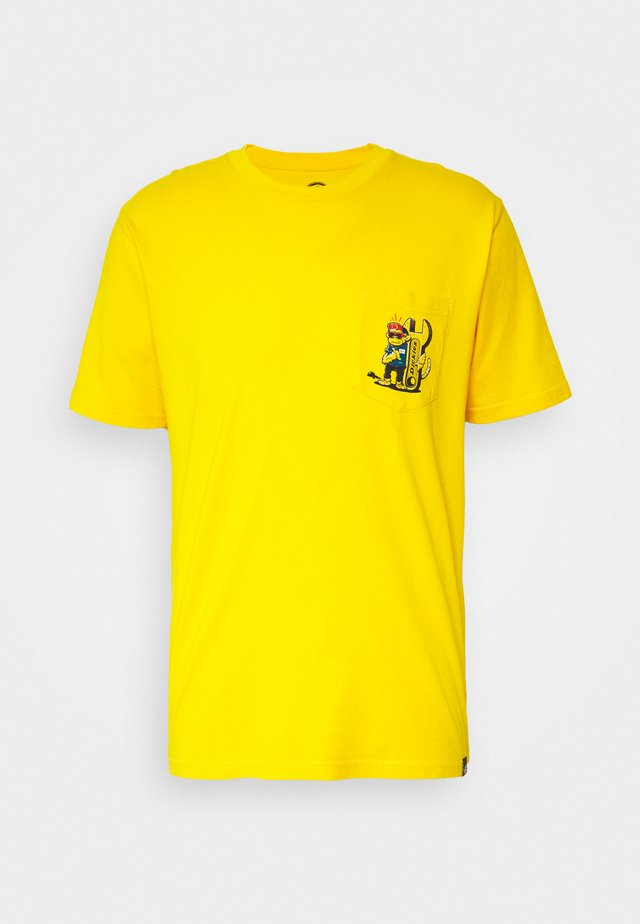 TARRYTOWN - T-shirt print - spectra yellow
