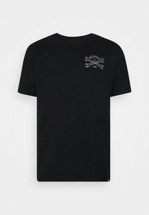 SLIDELL - T-shirt print - black