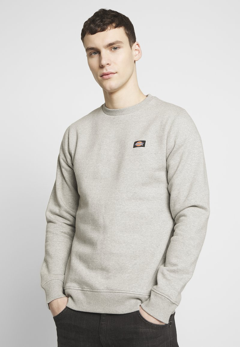 Dickies - NEW JERSEY - Sweatshirt - grey melange