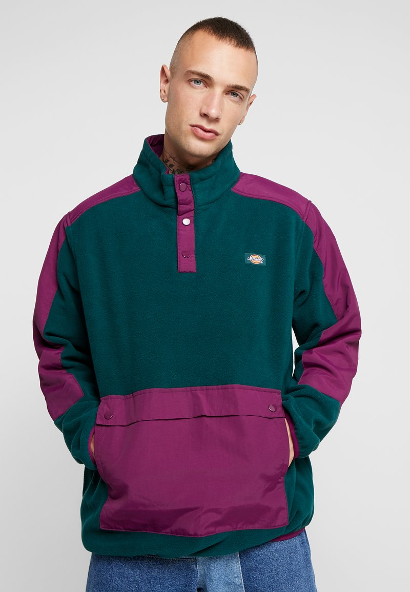 Dickies - DENNISTON - Sweat polaire - forest
