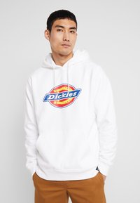 Dickies - SAN ANTONIO - Sweat à capuche - white - 0