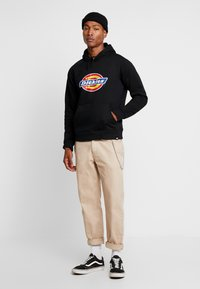 Dickies - SAN ANTONIO - Sweat à capuche - black - 1