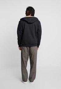 Dickies - FRENCHBURG - veste en sweat zippée - black - 2