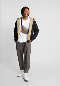 Dickies - FRENCHBURG - veste en sweat zippée - black - 1
