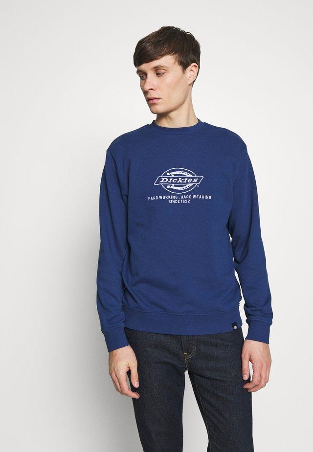 BYRONVILLE - Sweatshirt - deep blue