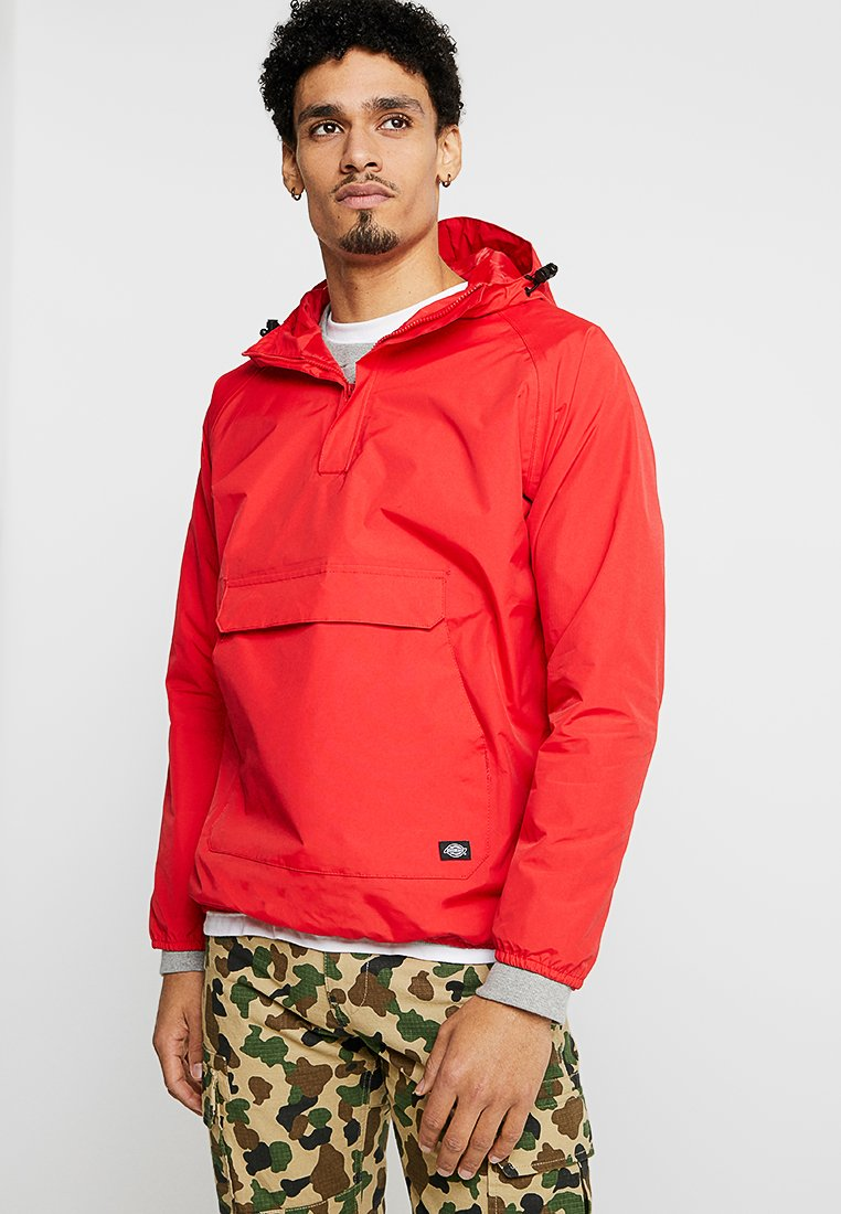 Dickies - REXVILLE - Windbreaker - fiery red