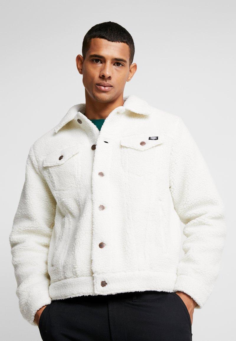 Dickies - CAWOOD - Summer jacket - ecru