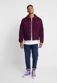 Dickies - CAWOOD - Summer jacket - aubergine - 1