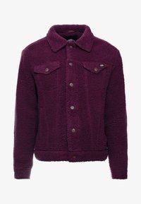 Dickies - CAWOOD - Summer jacket - aubergine - 3
