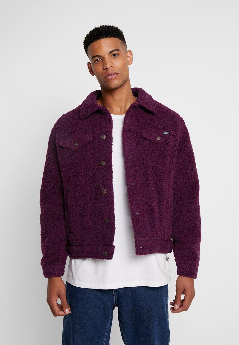 Dickies - CAWOOD - Summer jacket - aubergine