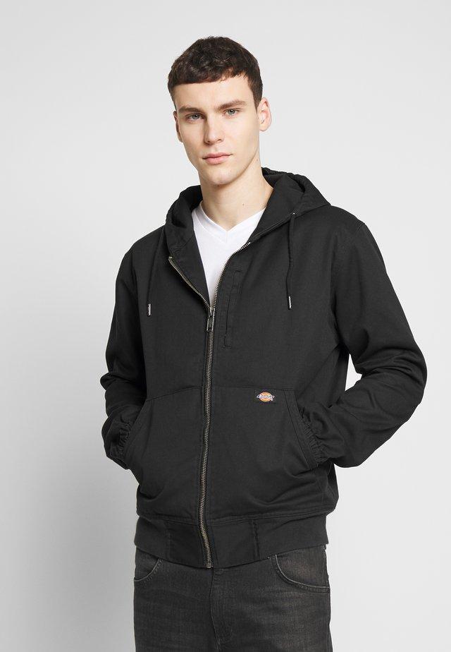 ALLENHURST - Summer jacket - black