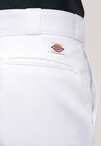 Dickies - ORIGINAL 874 - Chino kalhoty - white - 5