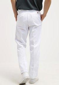 Dickies - ORIGINAL 874 - Chino kalhoty - white - 2