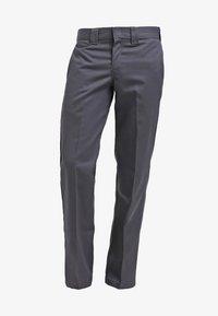 Dickies - 873 SLIM STRAIGHT WORK  - Chinot - charcoal grey - 6
