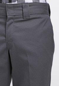 Dickies - 873 SLIM STRAIGHT WORK  - Chinot - charcoal grey - 4