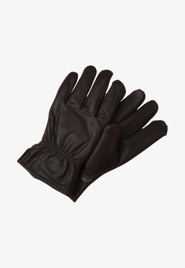 MEMPHIS - Fingerhandschuh - dark brown