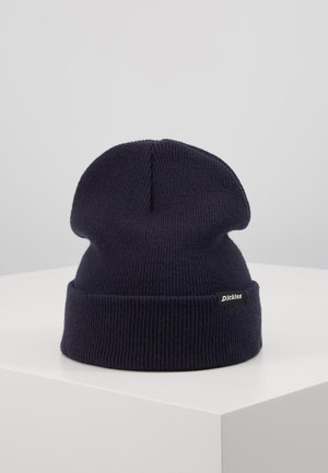 ALASKA BEANIE HAT - Bonnet - dark navy