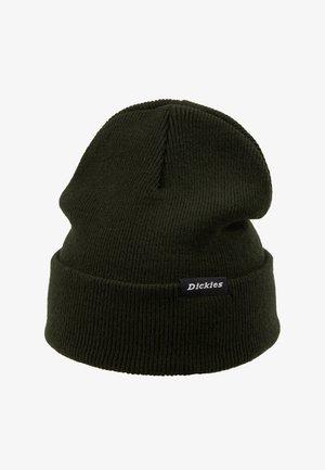 ALASKA BEANIE HAT - Čepice - green
