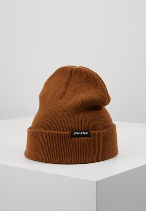 ALASKA BEANIE HAT - Mössa - brown duck