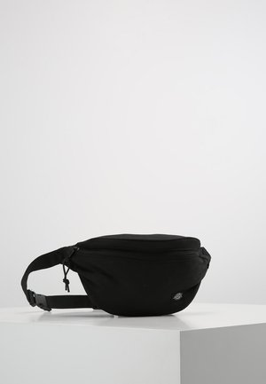 HIGH ISLAND - Sac banane - black