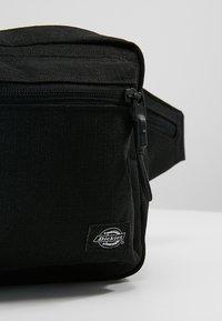 Dickies - FORT SPRING - Bum bag - black - 7