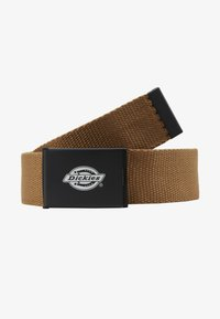Dickies - ORCUTTWEBBING BELT - Belt - brown duck - 1
