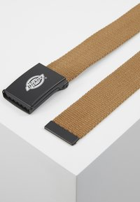 Dickies - ORCUTTWEBBING BELT - Belt - brown duck - 3