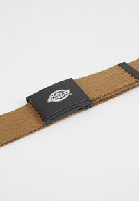Dickies - ORCUTTWEBBING BELT - Belt - brown duck - 2