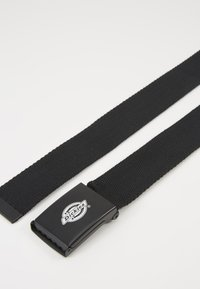 Dickies - ORCUTTWEBBING BELT - Vyö - black - 3