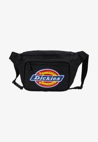 Dickies - HIGH ISLAND BUMBAG - Bum bag - black - 6