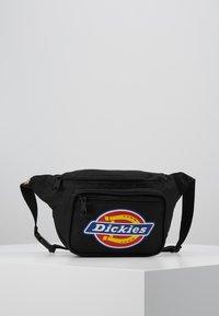 Dickies - HIGH ISLAND BUMBAG - Bum bag - black - 0
