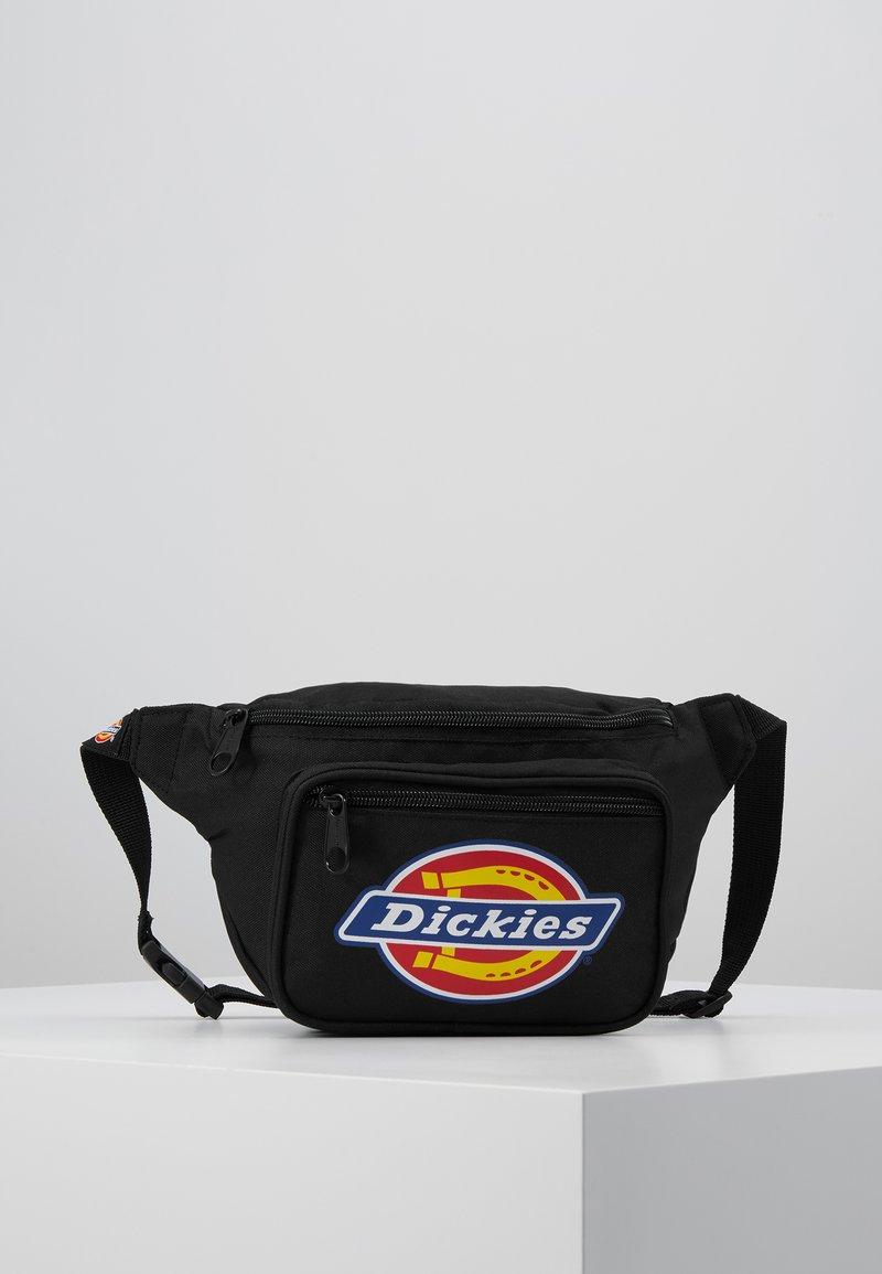 Dickies - HIGH ISLAND BUMBAG - Bum bag - black
