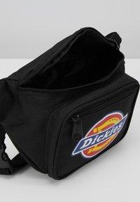 Dickies - HIGH ISLAND BUMBAG - Bum bag - black - 5