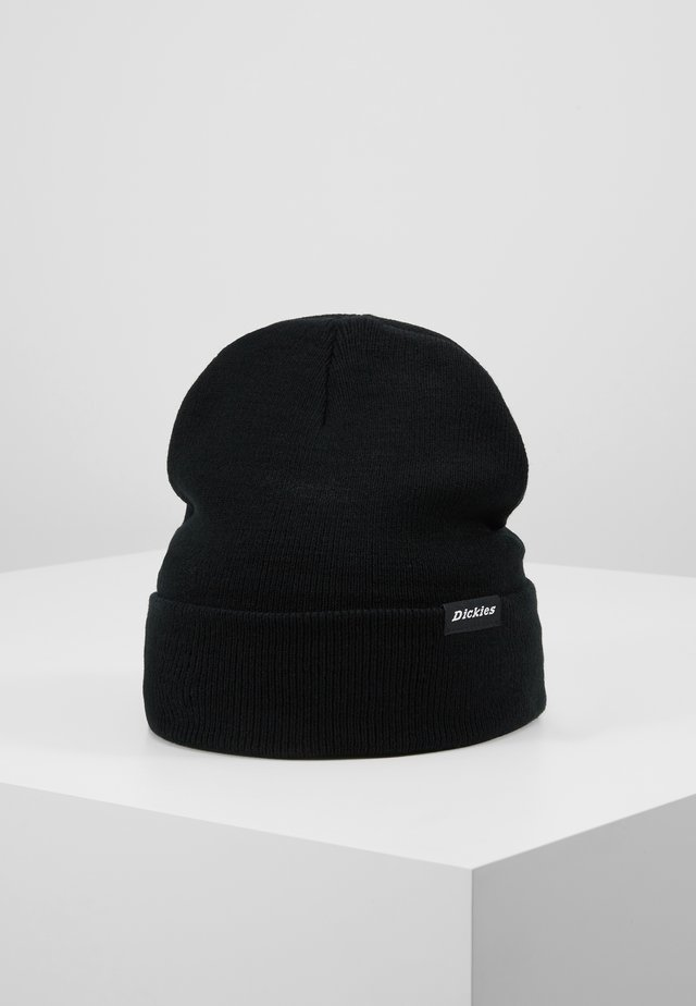 ALASKA - Mütze - black