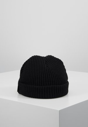 CLAUDVILLE - Gorro - black