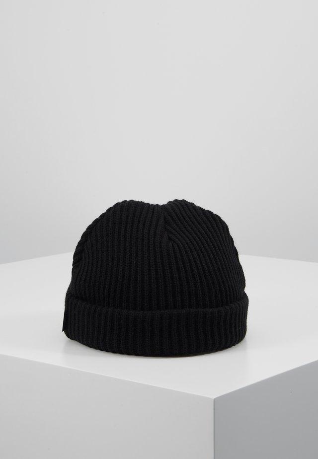 CLAUDVILLE - Mütze - black