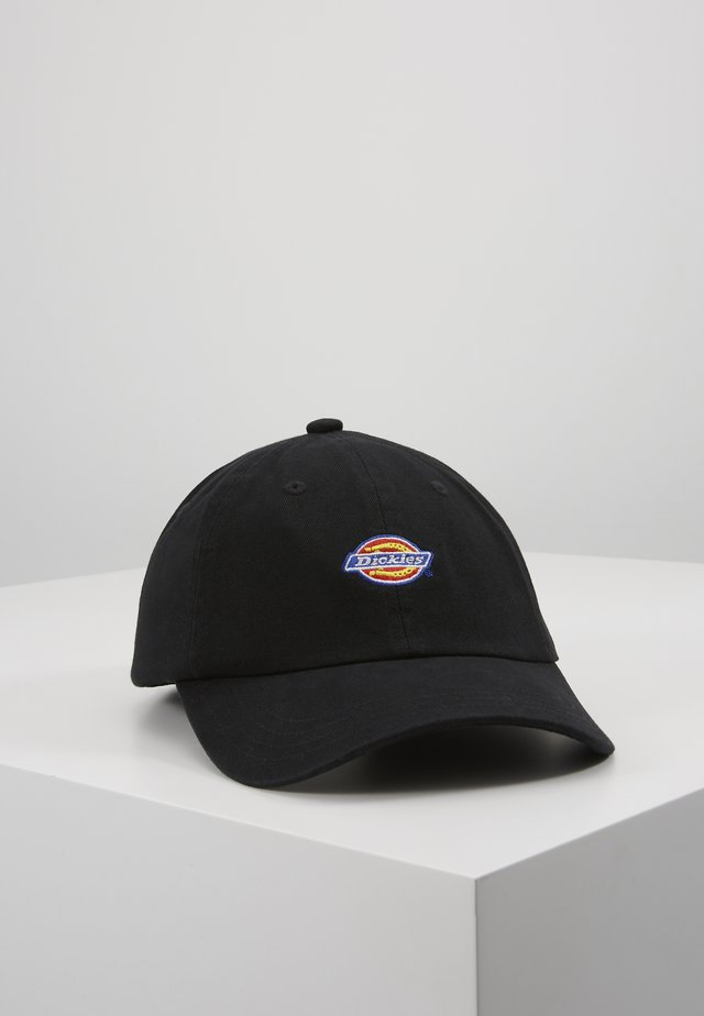 HARDWICK 6 PANEL LOGO - Cap - black
