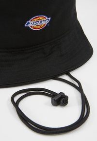 Dickies - RAY CITY LOGO BUCKET HAT - Hat - black - 3